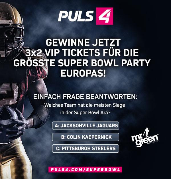 Gewinne Mit Spox Und Mr Green 3x2 Vip Tickets Für Die Puls4 Super